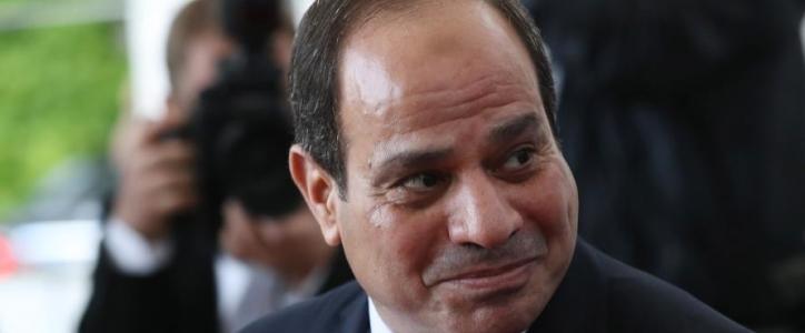 السيسي: مياه النيل قضية وجودية بالنسبة لمصر
