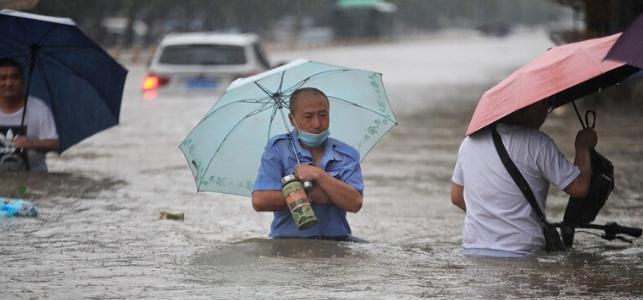 الصين تستعد لمواجهة إعصار جديد