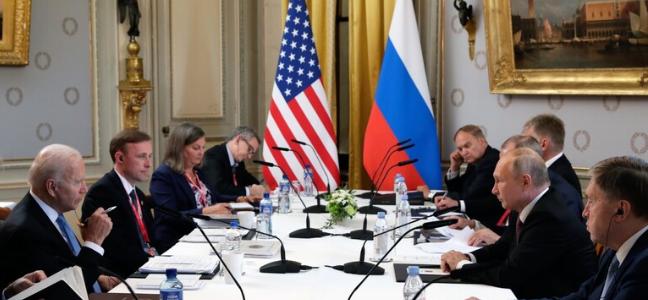 الكرملين يكشف تفاصيل قمة بوتين-بايدن